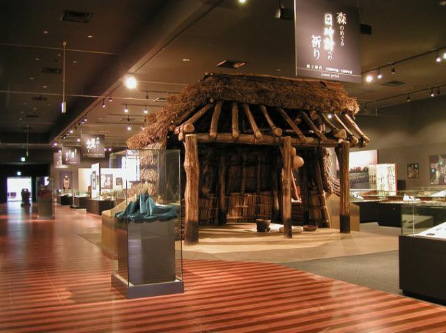 秋田県立博物館