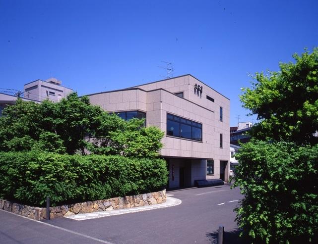 六花亭 円山店 喫茶室