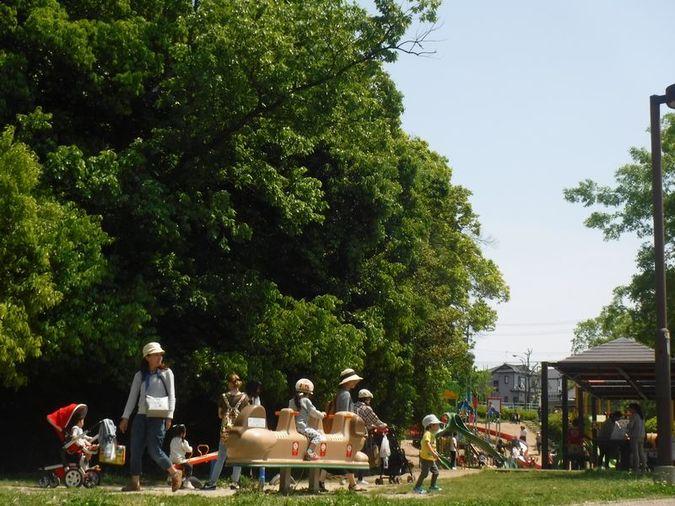 緑地 公園 小幡