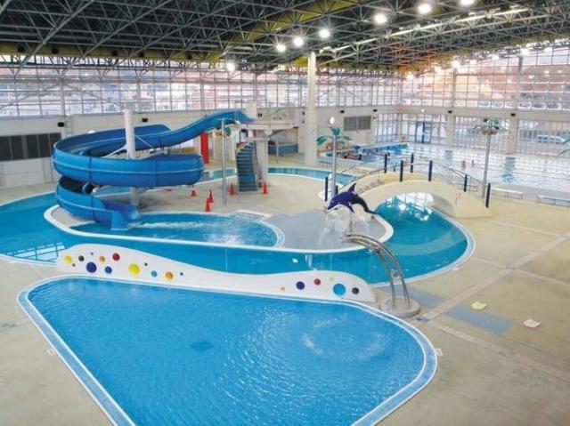 三島市民温水プール