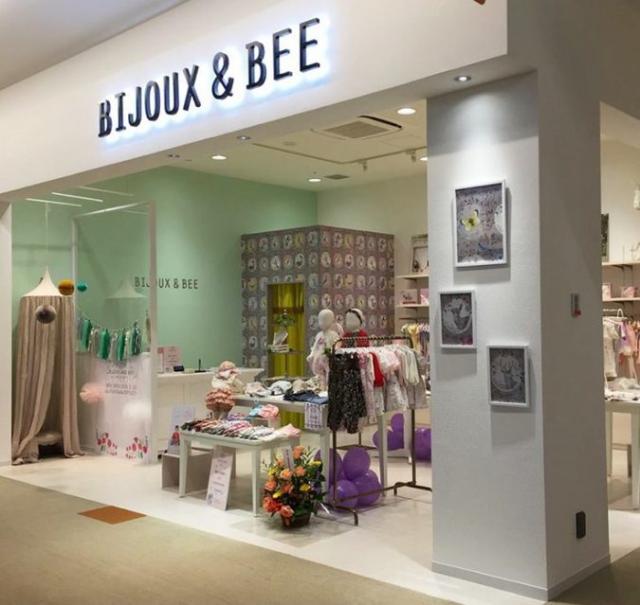 「BIJOUX & BEE/ ビジュー&ビー」ららぽーとエキスポシティ店