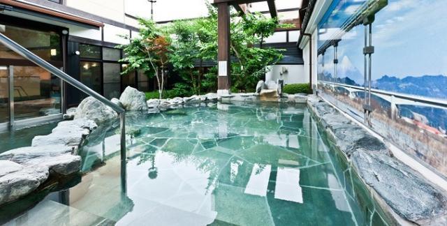 島田蓬莱の湯