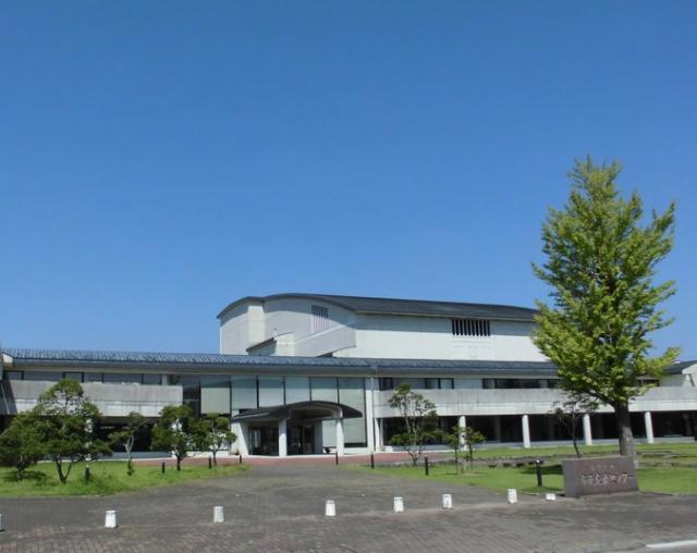 常陸太田市民交流センター パルティホール