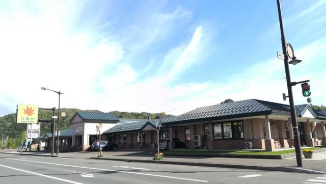 道の駅 自然体感しむかっぷ