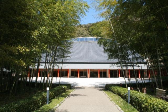 姫路市書写の里・美術工芸館