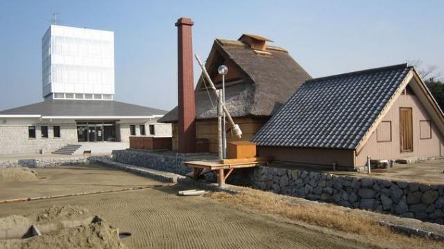 道の駅 恋人の聖地 うたづ臨海公園「うたづ海ホタル」