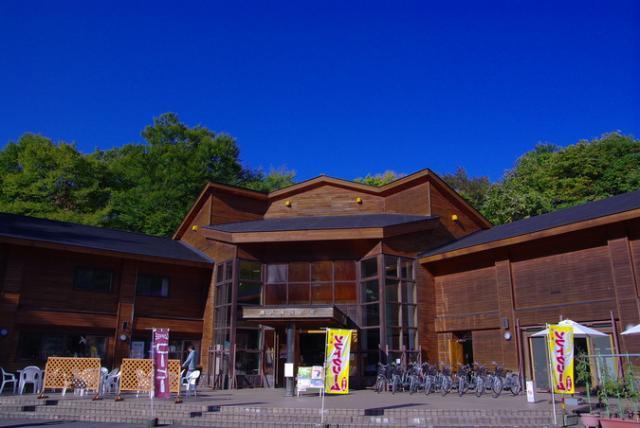 奥入瀬渓流館