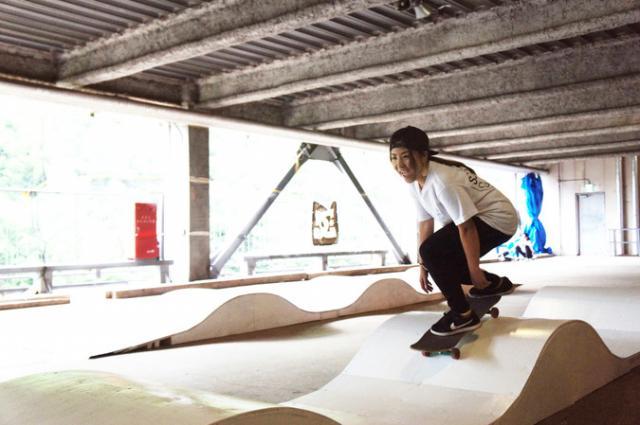 スケートパーク「KSP」