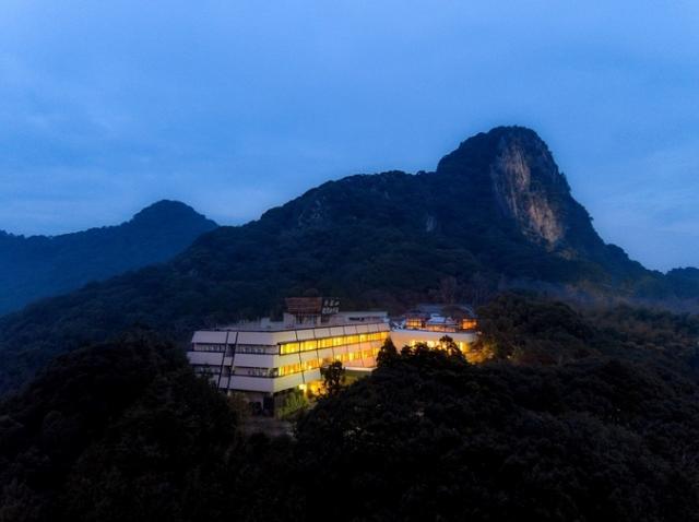 御船山楽園ホテル(旧・御船山観光ホテル)