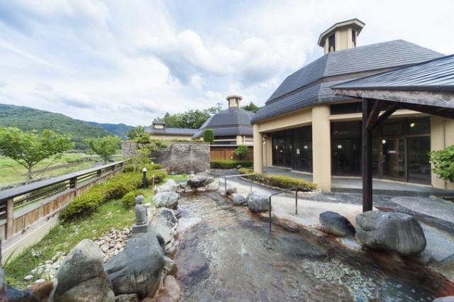 ホテル シルク温泉 やまびこ