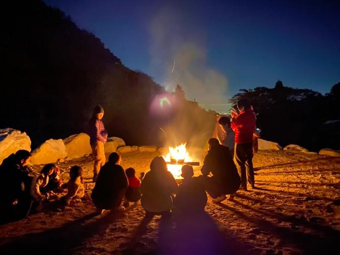 ファイヤー キャンプ