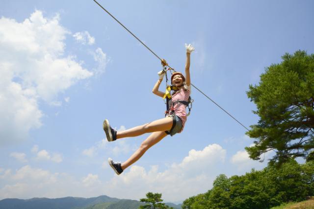 Zipline Adventure Madarao(ジップラインアドベンチャー斑尾)