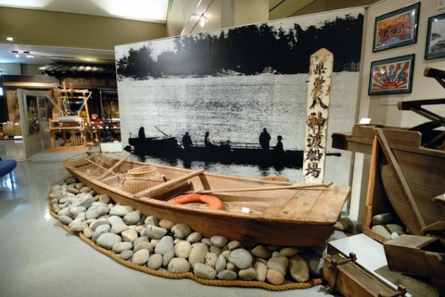 羽島市歴史民俗資料館・羽島市映画資料館