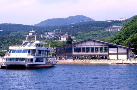 箱根 湖尻ターミナル