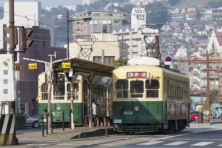 長崎路面電車資料館(長崎電気軌道)