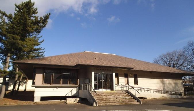 八幡平市 松尾鉱山資料館