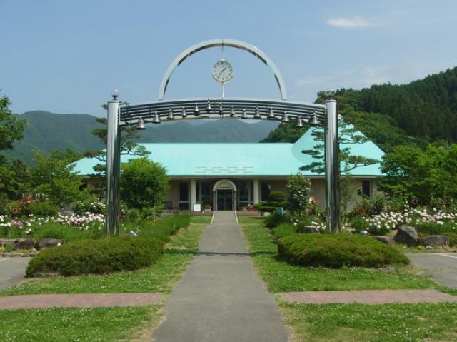 中山晋平記念館(中野市)