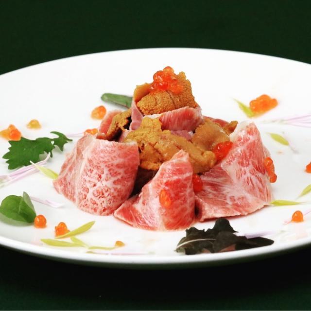 牡蠣とお肉の三条フレンチバル 菜の雫