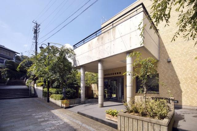 福井市愛宕坂茶道美術館