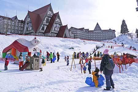 ホテルグリーンプラザ上越/上越国際スキー場