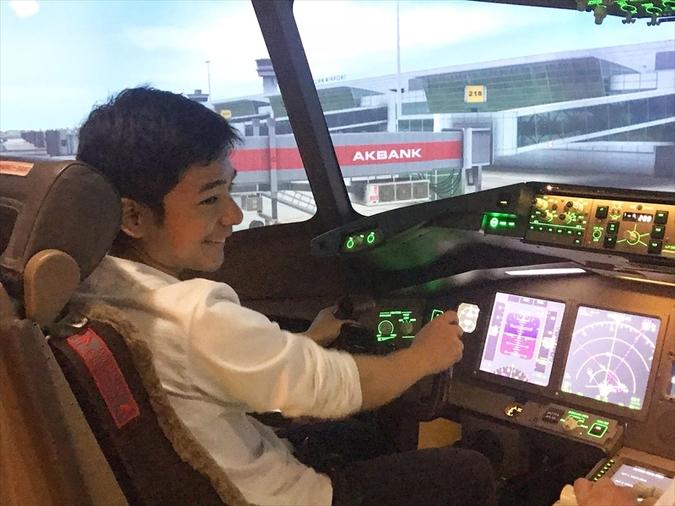 フライトシミュレーター Skyart JAPAN(スカイアートジャパン)
