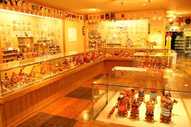 神恵内村日本郷土玩具館 童心館