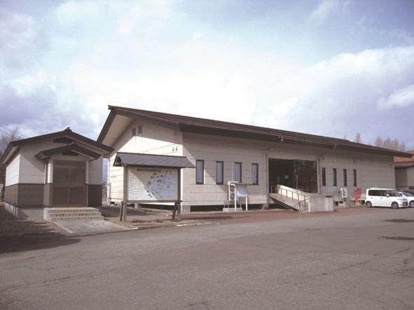 雄物川郷土資料館