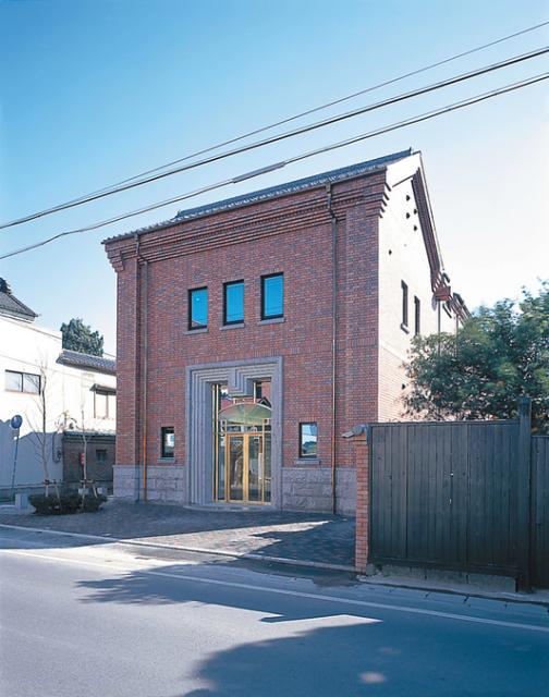 古河街角美術館