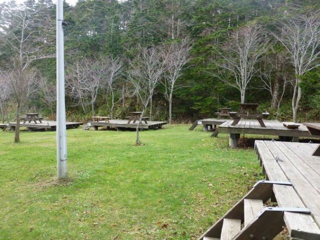 緑ケ丘公園キャンプ場