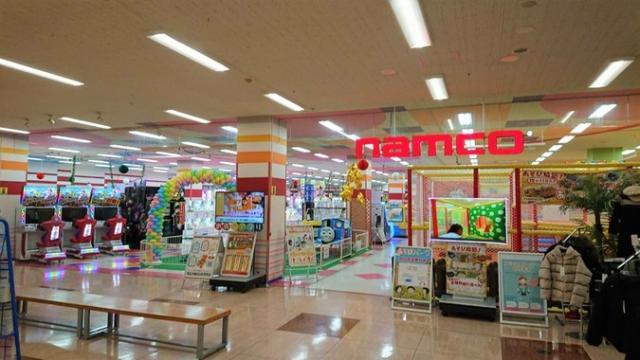 namcoフェアモール福井大和田店(ナムコフェアモール福井大和田店)