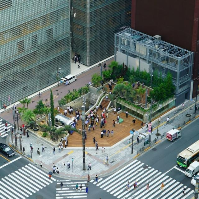 Ginza Sony Park(銀座ソニーパーク)