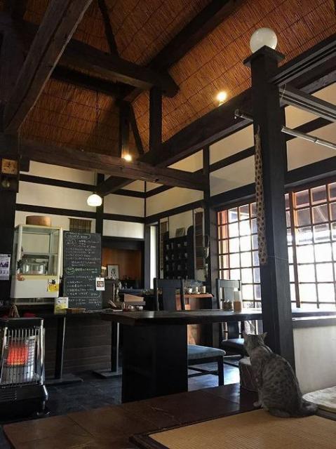 古民家のカフェ 夢屋