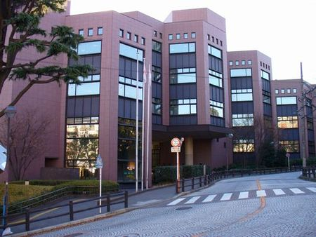 中央図書館(横浜市)