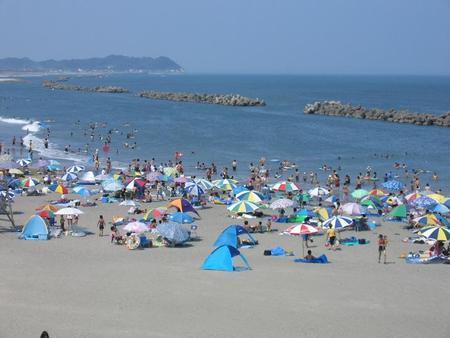 【2020年休止】大原海水浴場