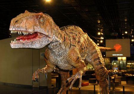 福井県立恐竜博物館(FPDM)