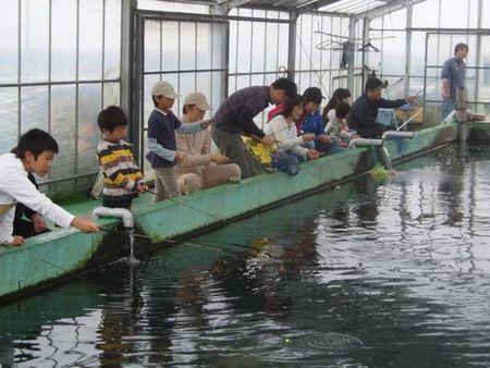 フィッシング リゾート 湖 浜名