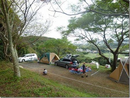 オレンジ村オートキャンプ場・千倉オレンジセンター