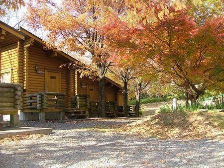 火剣山キャンプ場