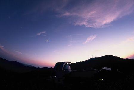 梶ヶ森天文台