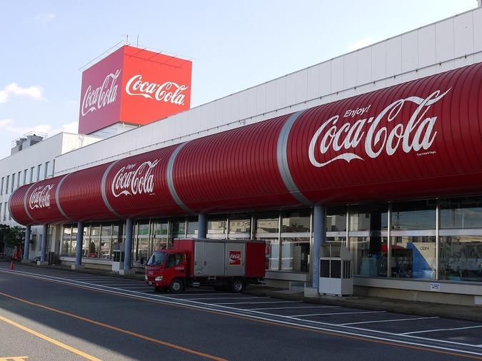 コカ・コーラ ボトラーズジャパン 京都工場