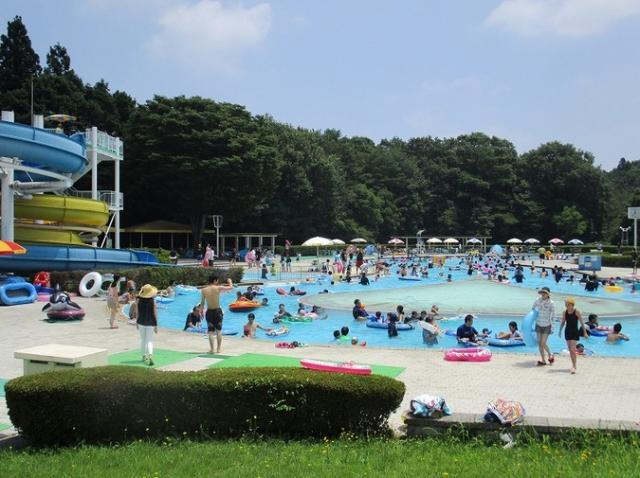 那須野が原公園 (ファミリープール)