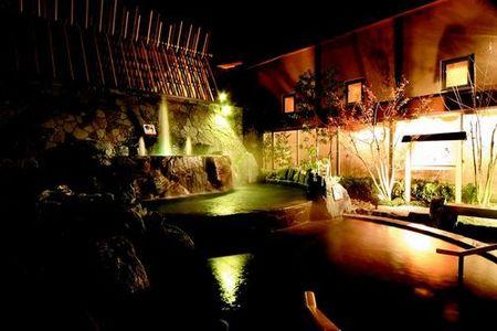 天然温泉 虹の湯 二色の浜店