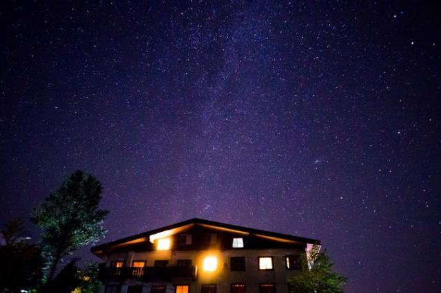 星降る高原の小さなホテル白馬ベルグハウス