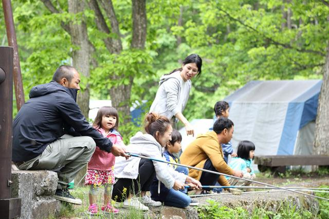 嬬恋鹿沢オートキャンプ場