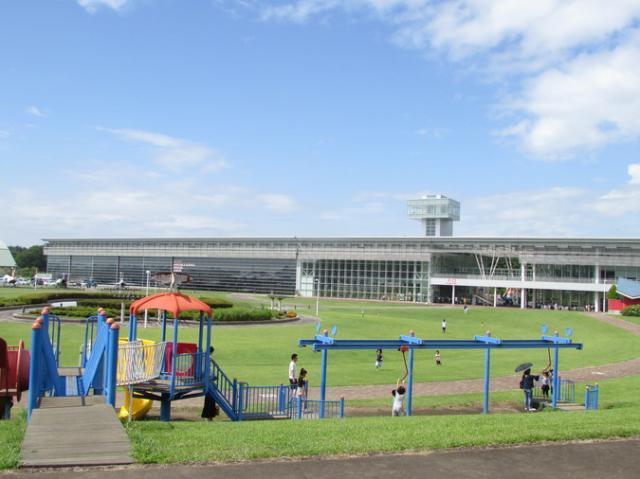 青森県立三沢航空科学館