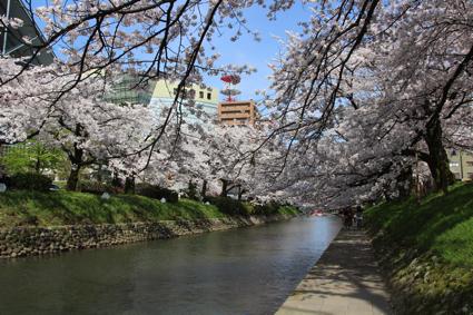 松川公園(富山市)
