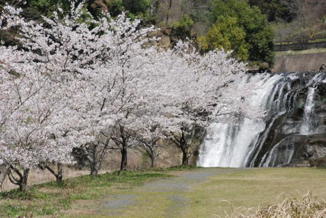 龍門の滝(那須烏山市)
