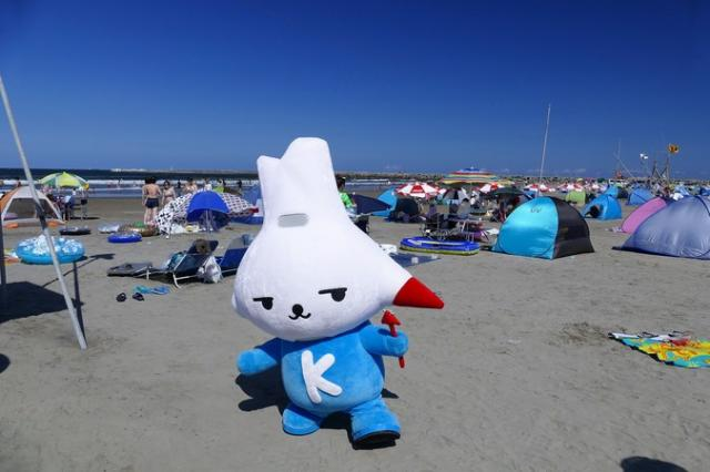 【2020年休止】波崎海水浴場