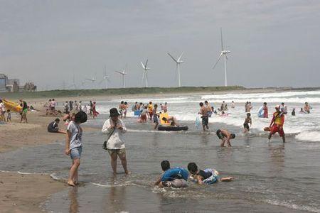 【2020年休止】日川浜海水浴場