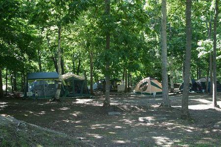 五鹿山公園キャンプ場